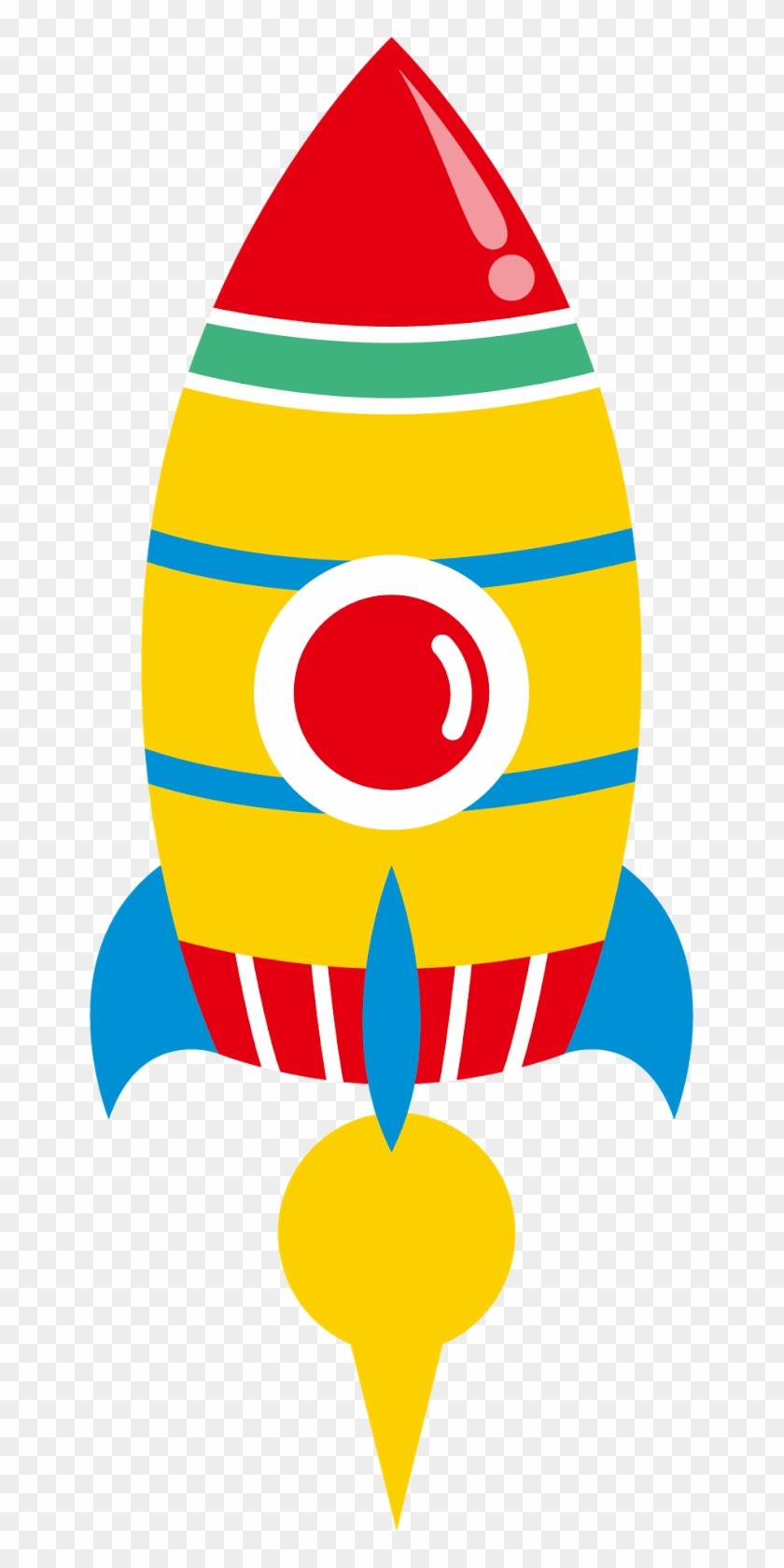 Giggle And Print - Free Clip Art Space Ship #171679
