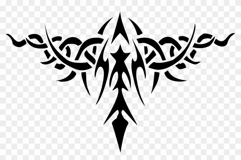 Tattoos Clip Art Image - Tattoo Png Hd #171766