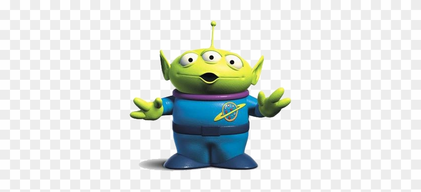 Toy Story Alien Png File - Alien From Toy Story #171772