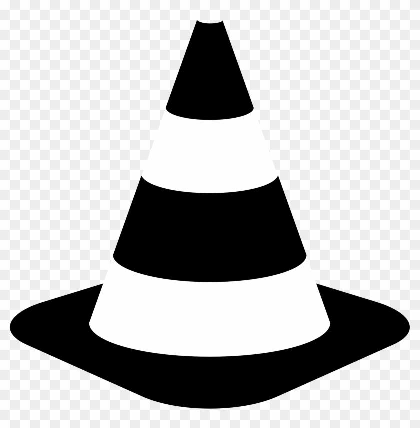 Clipart - Traffic Cone Clip Art #171854