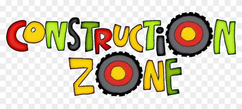 Construction Cone Clip Art At - Construction Zone Clip Art #171878