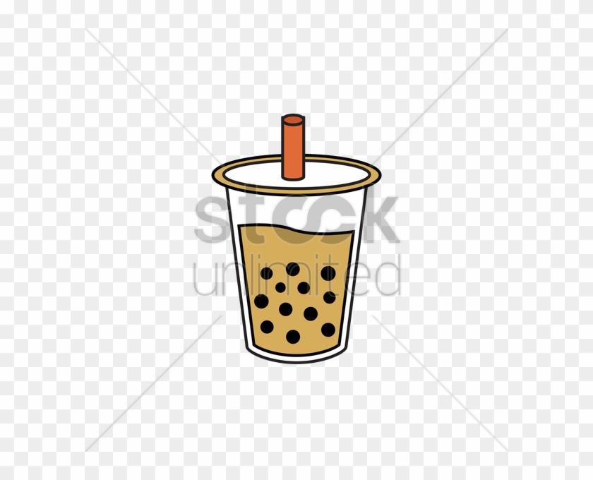 Bubble Tea Vector Image - Juice #171885
