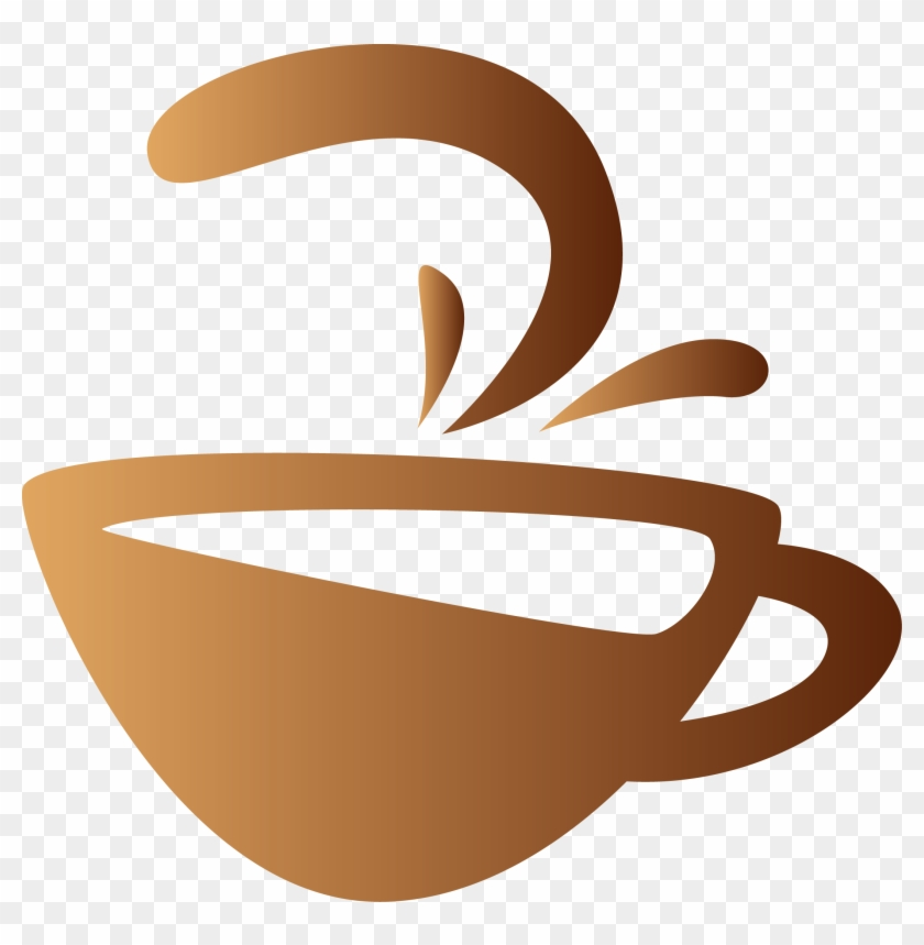 Iced Coffee Tea Cafe Clip Art - Coffee Icon Png #171888