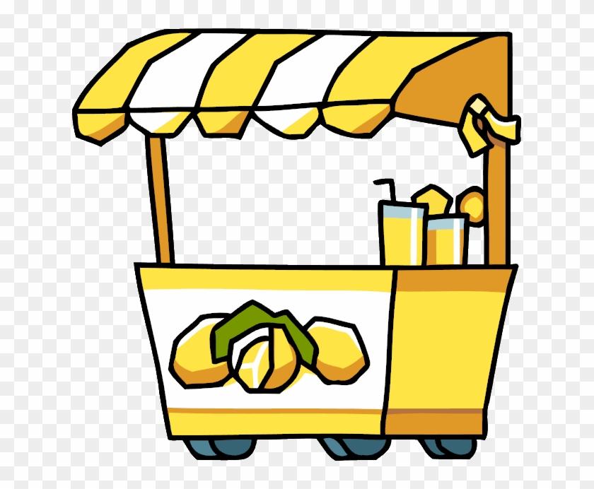 Lemonade Stand Iced Tea Clip Art - Lemonade Stand Clipart #171899