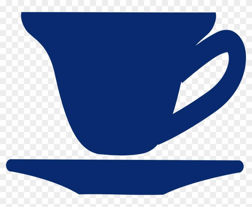 Jubilee Tea Cup Clip Art At Vector Clip Art - Blue Tea Cup Clip Art #171910