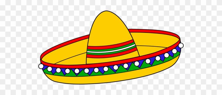 Sombrero Clip Art - Cinco De Mayo Clip Art #171912
