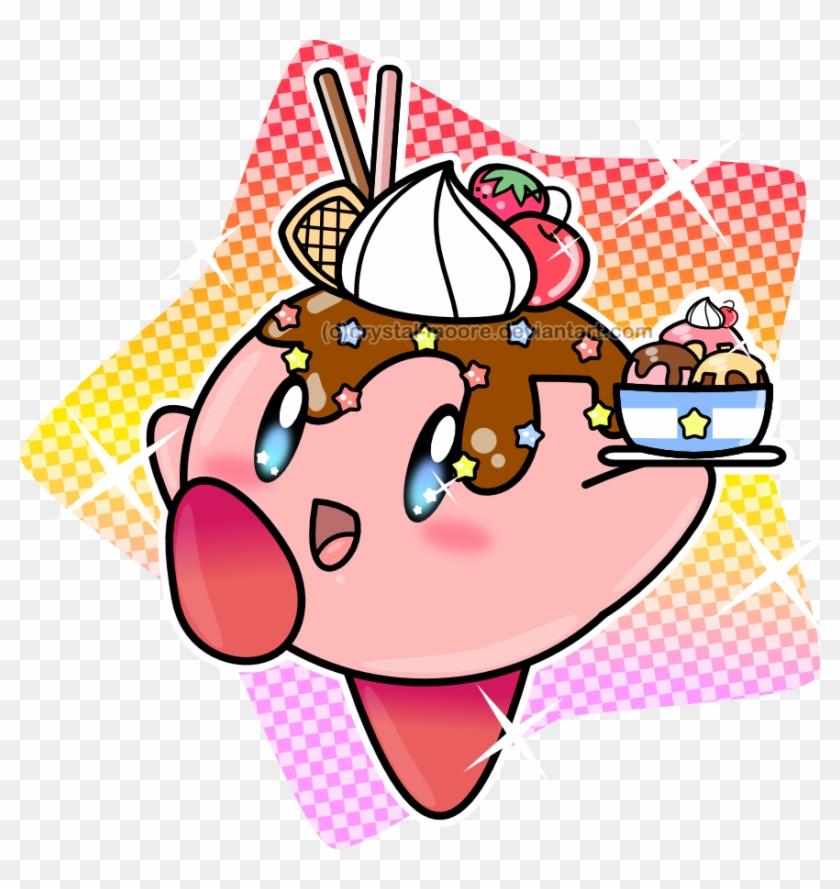 Kirby's Super Star Sundae Supreme By Crystal-moore - Supreme Kirby #171933