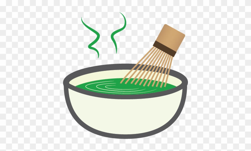 For Breaking Up Small Clumps Of Matcha Green Tea And - Matcha Clipart #171970