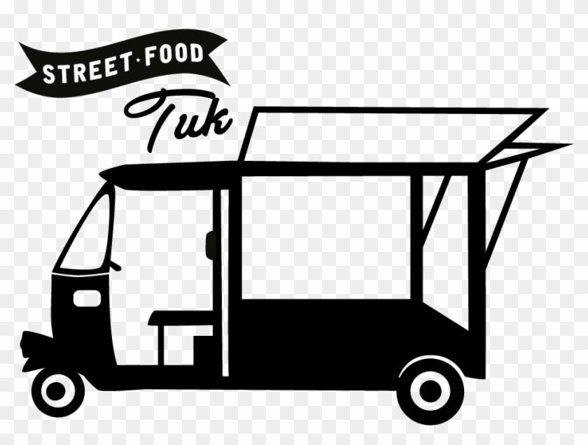 Tuk-tuk Food Truck Logo - Food #172009