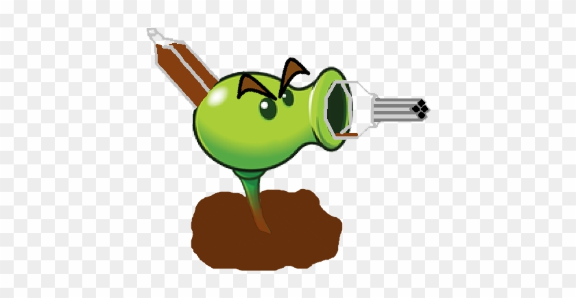 Oddly, Not So Sweetat Least To Zombies - Plants Vs Zombies Peashooter #172013