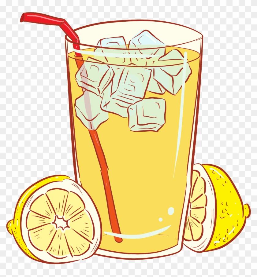 Clipart - Lemonade Clipart #172059