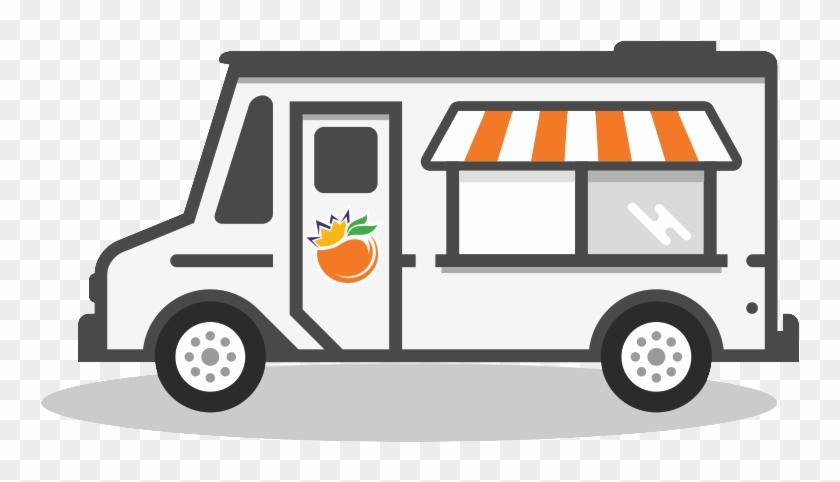 Ice Cream Truck Clip Art - Clip Art #172120
