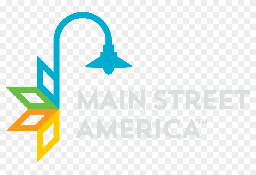 Three Rivers Is A Select Level Community In Michigan - Main Street America Logo #172123