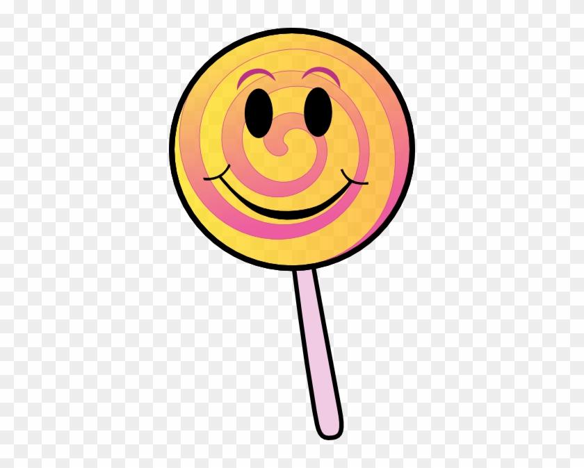 Cute Cartoon Lollipop #172160