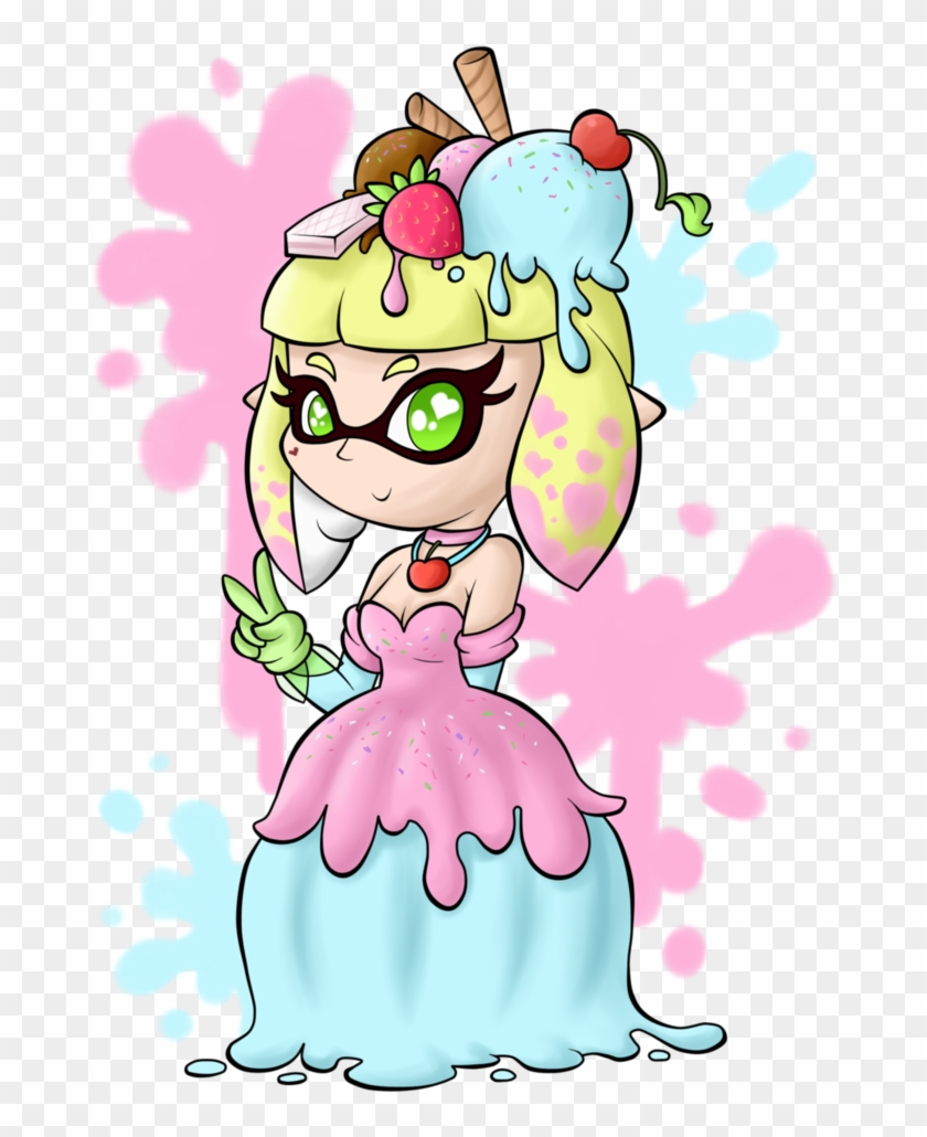 Say Woomy To The Ice Cream Princess By Superlakitu - The Ice Cream Princess #172263