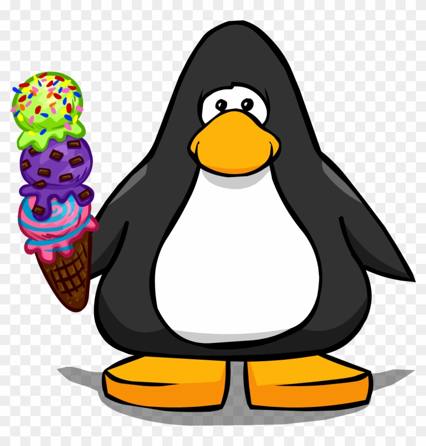 Penguin With A Top Hat #172410