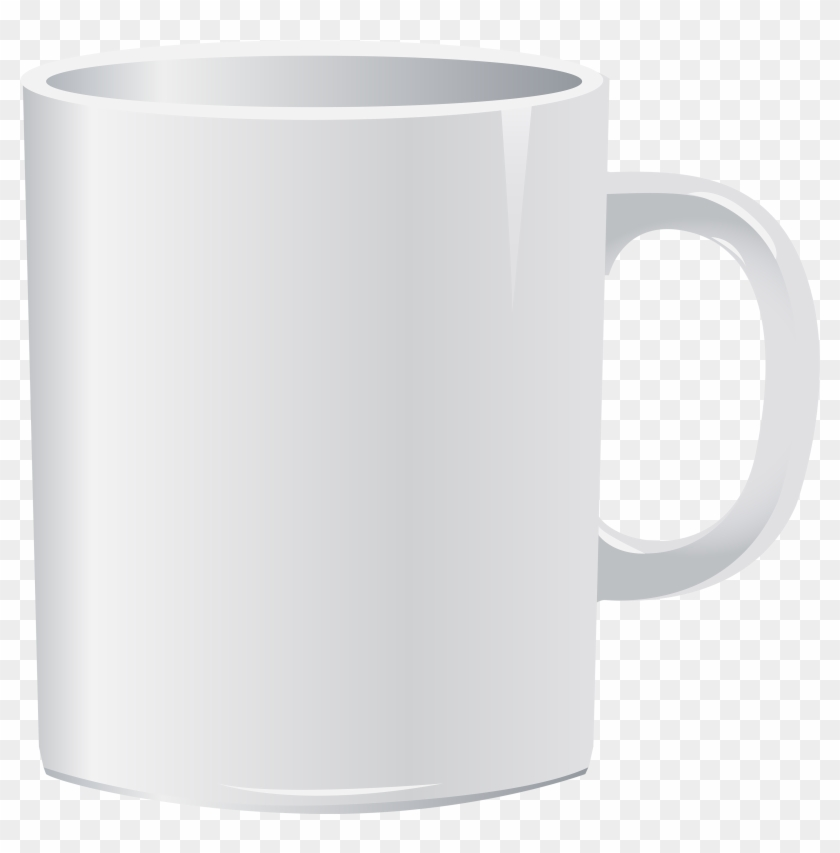 Tea Cup Png Clipart - White Mug Cup Png #172404