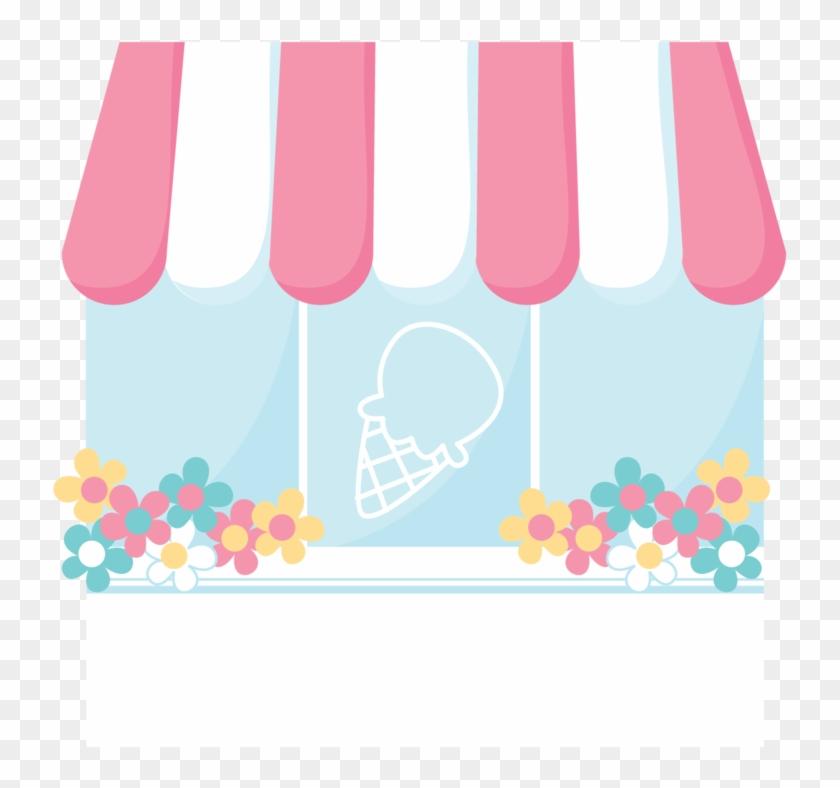Zwd Ice Cream - Minus Say Hello Cliparts Cute Ice Cream Cart #172707