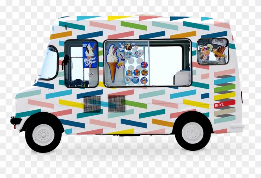Icon Magazine Rethink, Rhyl - Creative Ice Cream Vans #172735