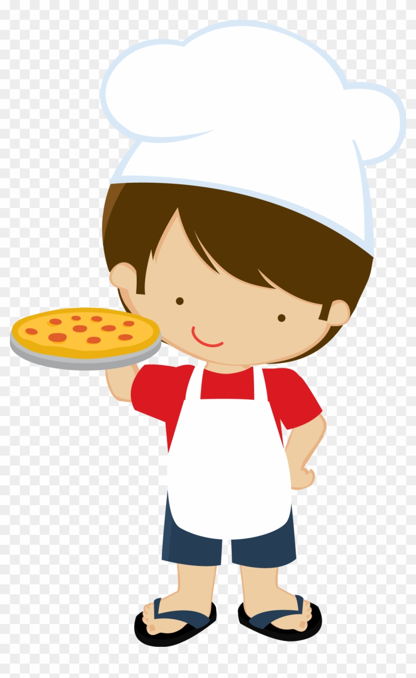 View All Images At Alpha Folder - Pizza Making Clipart #172975