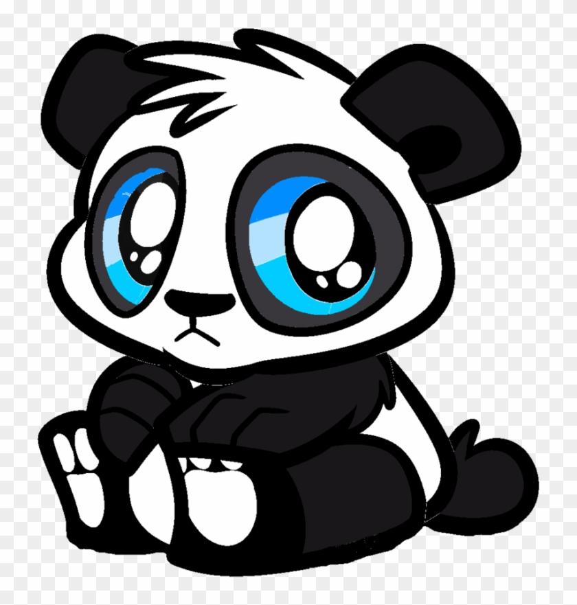 Large Size Of Drawing Baby Panda Cute Cartoon Free Transparent