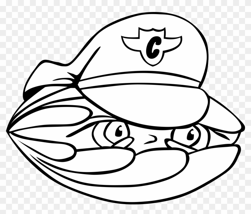 ask your team captain for your ticket clam clip art free rh clipartmax com calm clip art black and white clam clip art for free