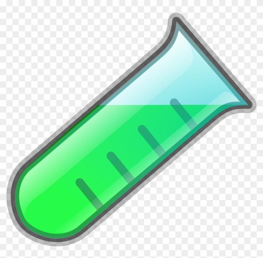 Lab Icon Test Tube - Test Tube Clip Art #173095