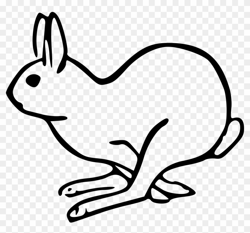 Rabbit rabbits and hares hare cartoon animal figure, Watercolor Rabbit,  Arctic Hare, Snowshoe Hare transparent background PNG clipart | HiClipart
