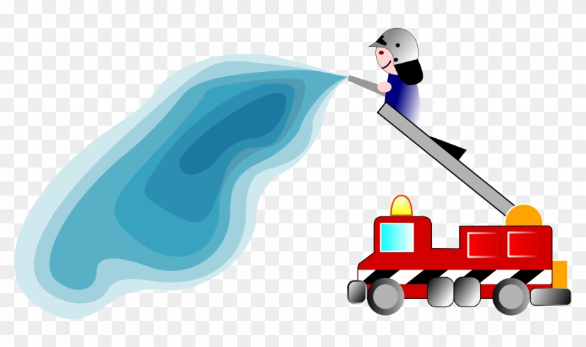 Fire Truck Free To Use Cliparts - Fire Truck Clip Art #173657