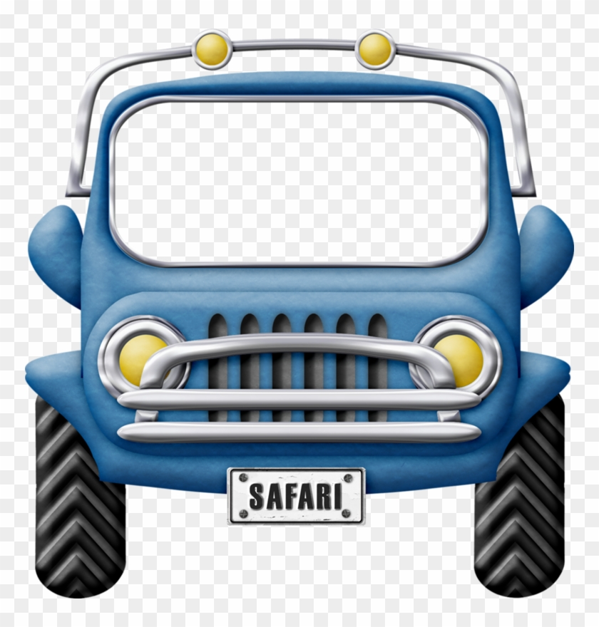 Zoo Safari Zoo Jeep Clipart Free Transparent Png