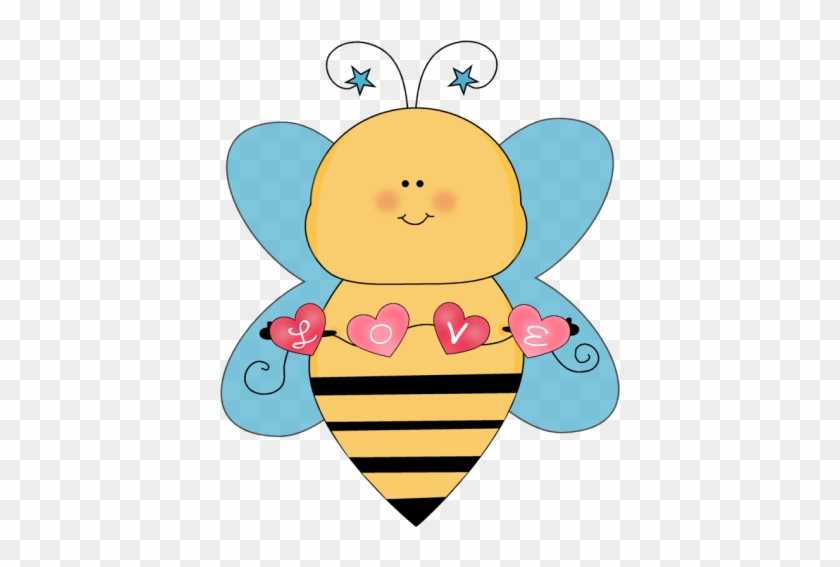 So Simple To Get This Pic - Love Bee Clipart #951861