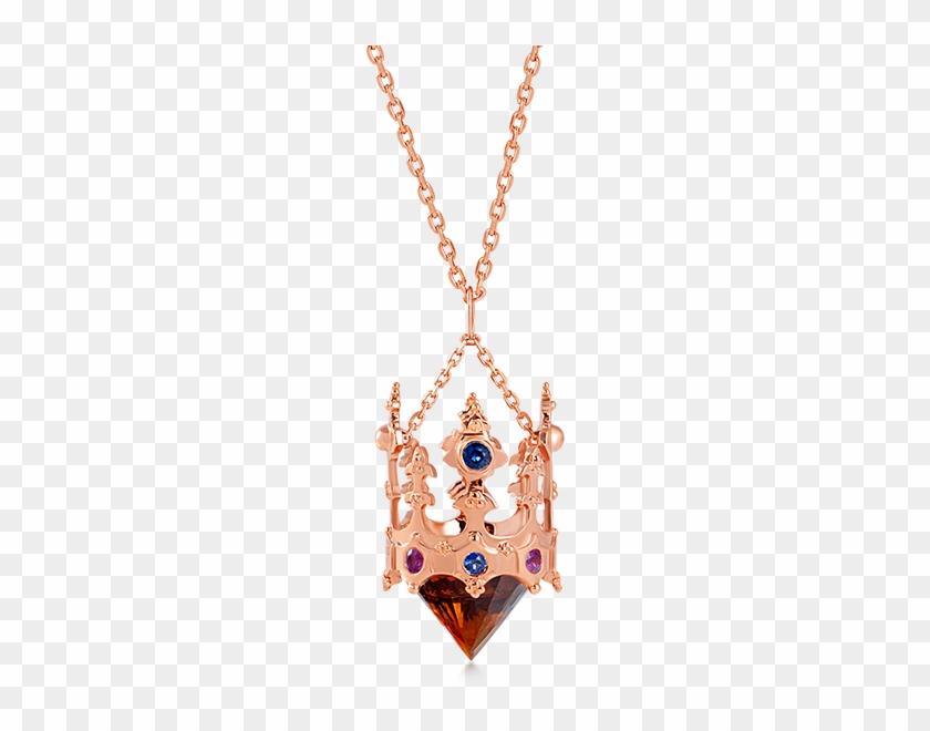 Nutcracker Special Edition Sapphire Queen Necklace - Locket - Free