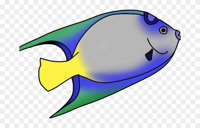 Fish Clipart - Colorful Fish Clipart Png #953222