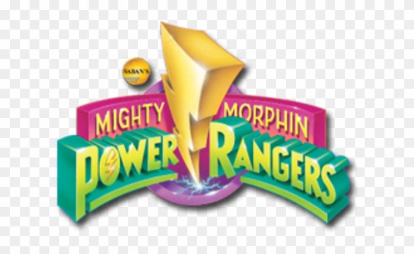 Rebranded - Mighty Morphin Power Rangers Logo #953284