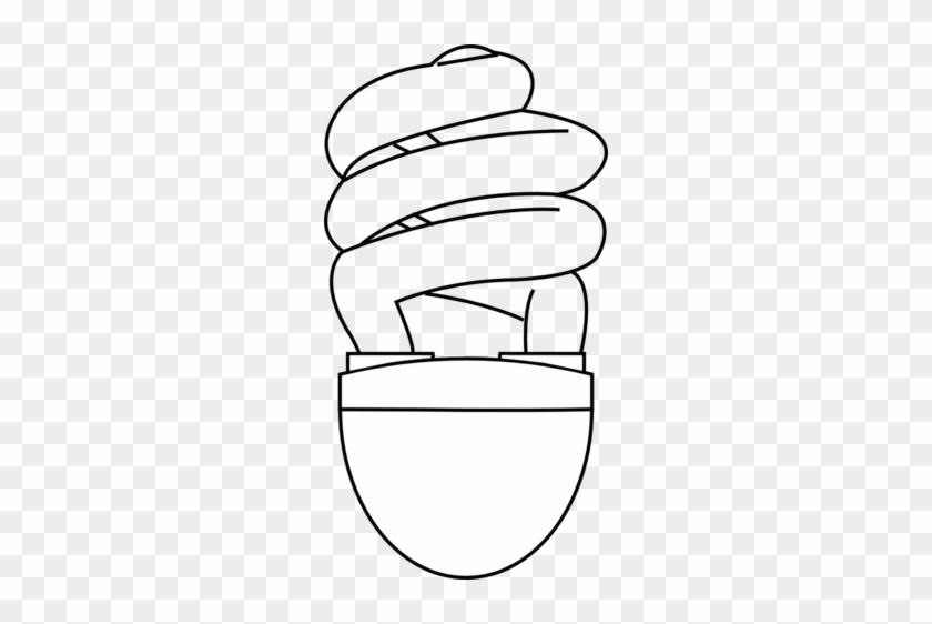 cfl compact fluorescent light bulb outline cfl clip art free transparent png clipart images download cfl compact fluorescent light bulb