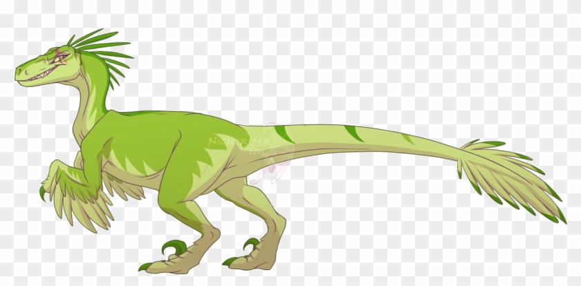 How To Draw A Cute Baby Dinosaur Download - Velociraptor Deviantart #953632