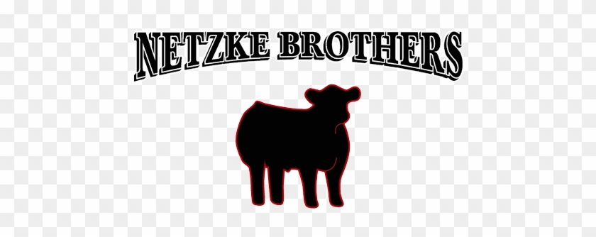 Netzke Brothers Cattle Winners - Show Cattle Clip Art #953983