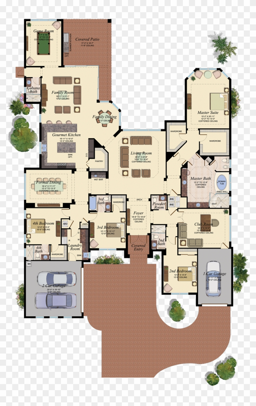 Belvedere 902love This Floor Plan Just Need One Game House Plan Sims 4 Free Transparent Png Clipart Images Download