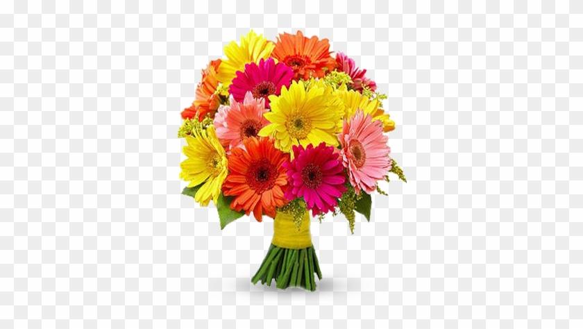 Birthday Wishes Flower Bouquet 954143