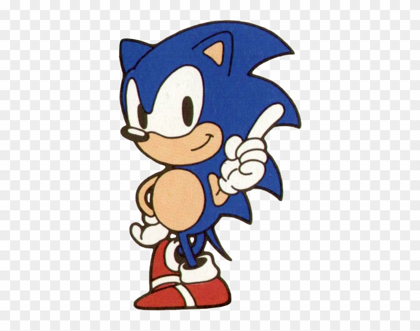 Sonic 1 Japan Stock Artwork 0 Sonic The Hedgehog Free Transparent Png Clipart Images Download