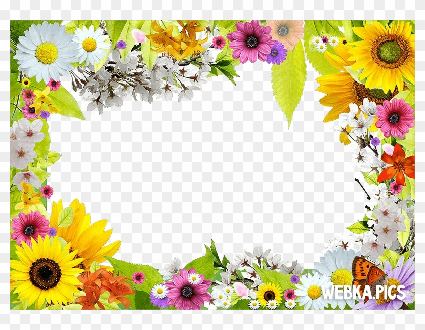 Flower Photo Frames Webka Photo Frames Online App For Flower Photo