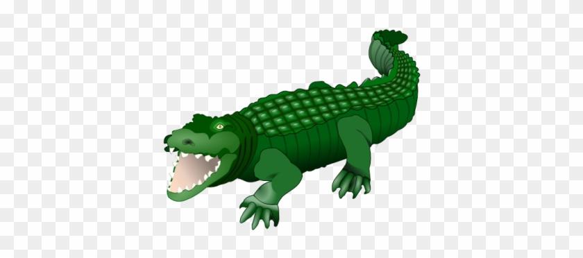 Crocodile Free Alligator Clipart Clip Art Pictures - Crocodile Clipart #955139