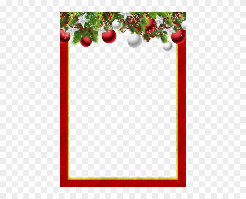 Christmas Frame Png Pic - Christmas Frames Printable - Free ...