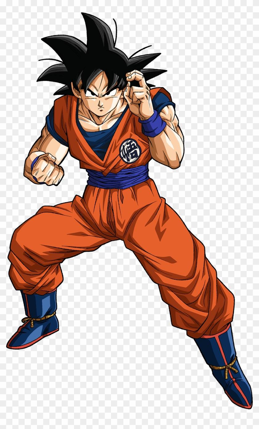 Dragon Slayer Goku Dragon Ball Super Free Transparent Png