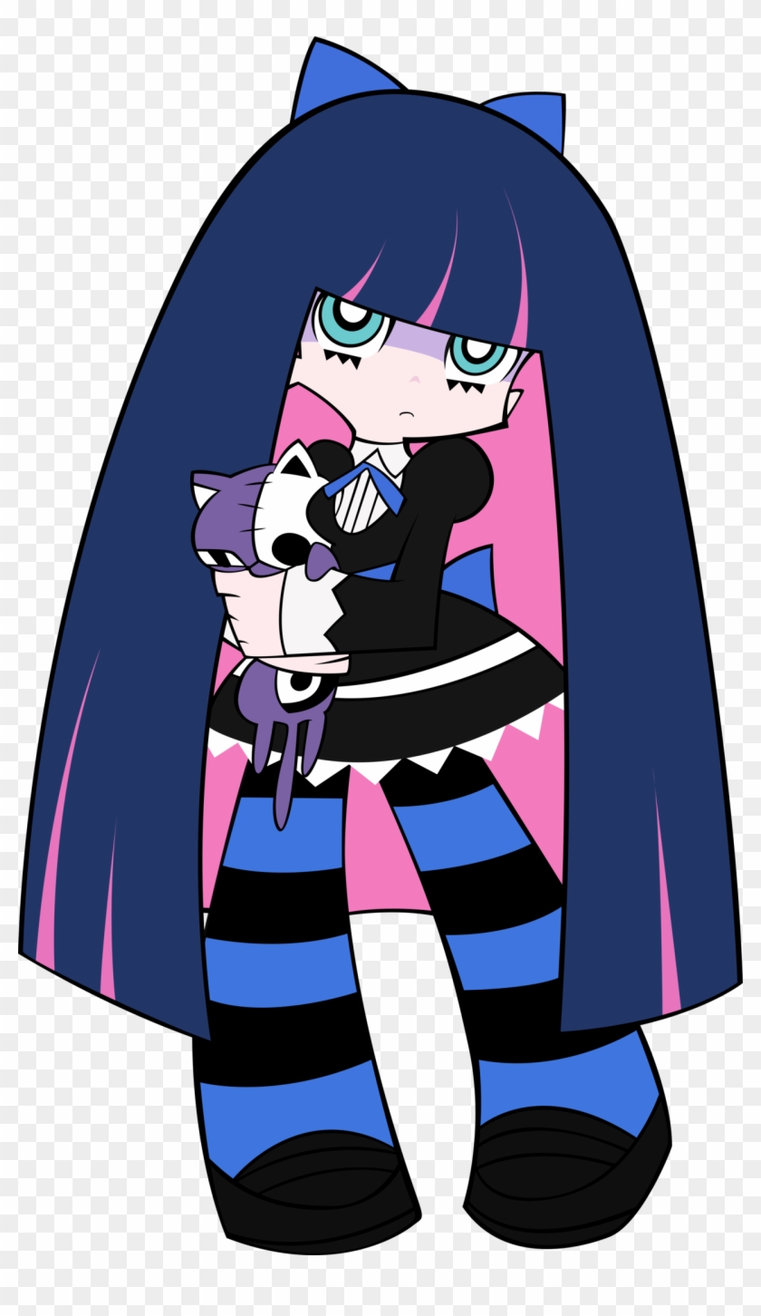 Panty'n'stocking With Garterbelt - Panty And Stocking Png #955904