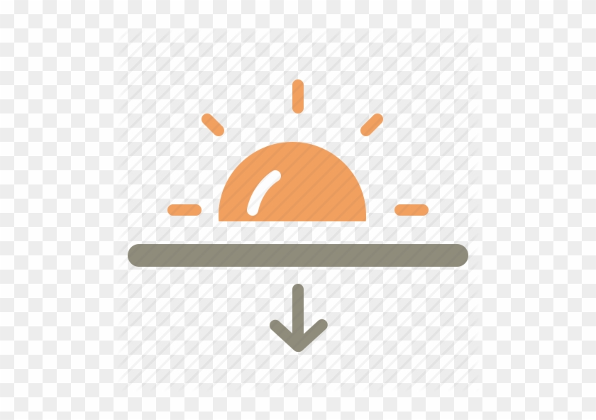 Sunrise Symbol Icons Png - Sun Rise Icon Png #956034