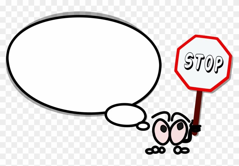 Stop Sign Clip Art Gambar Kartun Stop Free Transparent Png