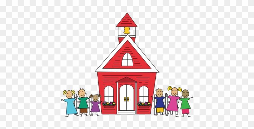 Little Red School House #956463