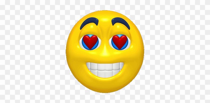 I Love You Smiley Face Smiley Face Love Gif All The - Raising Eyebrows Emoji Gif #956659