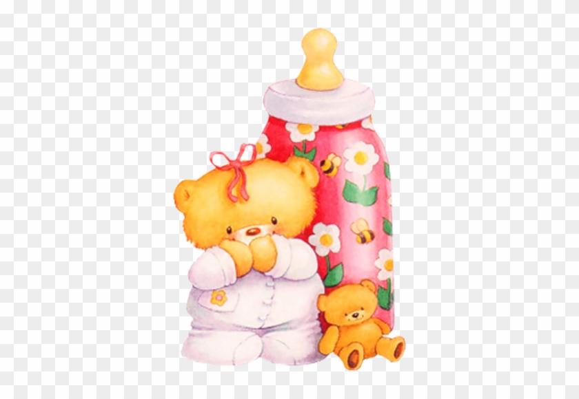 Bears For Baby Shower Printable - Dibujos De Ositos Para Bebes #956906